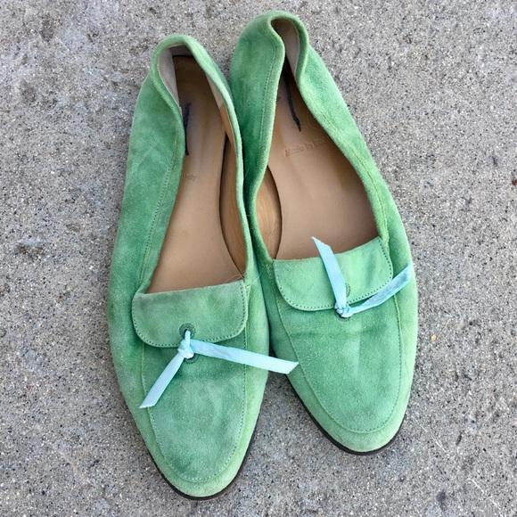 bef51eb5d95 J. Crew Shoes - J.crew velvet loafers